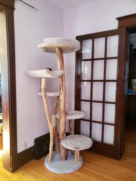 Large Cat Tree Tower
